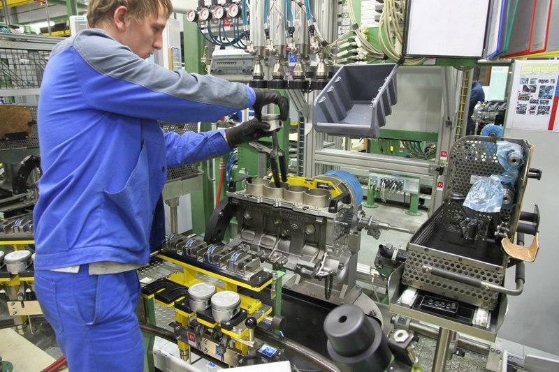 АВТОВАЗ готовится к производству нового двигателя для LADA и Renault