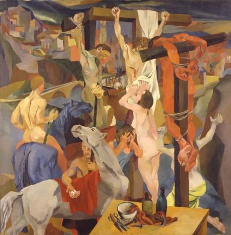 художник Ренато Гуттузо (Renato Guttuso) картины – 13