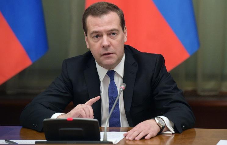 """ТАСС: Медведев распорядился создать акционерное общество """"ГЛОНАСС"""""""