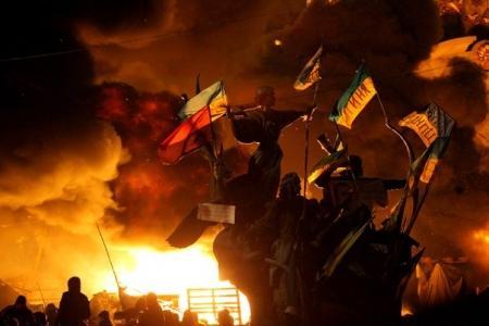 Русская ПРАВДА: Сколько США и ЕС заплатили Украине за Майдан в 2014 году?