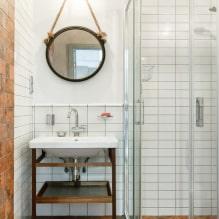 Как оформить ванную комнату в светлых тонах?-0