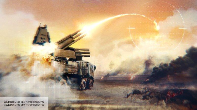 «Панцирь-С» усилил крымскую ПВО