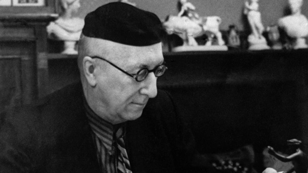 Арбатский старец: 125 лет со дня рождения Алексея Федоровича Лосева