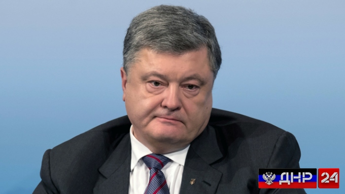 """Закон о """"реинтеграции"""" подтвердил кровавые намерения Порошенко"""