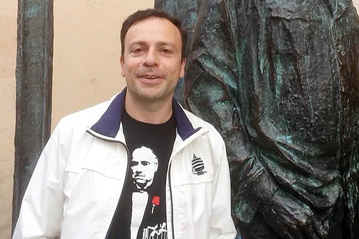 Тренер и экс-футболист сборной России Кирьяков избил известного журналиста Рабинера