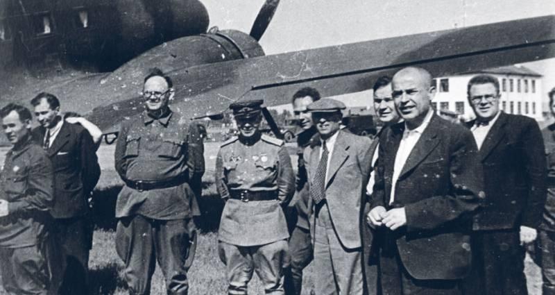 Первый танковый нарком, первый атомный министр