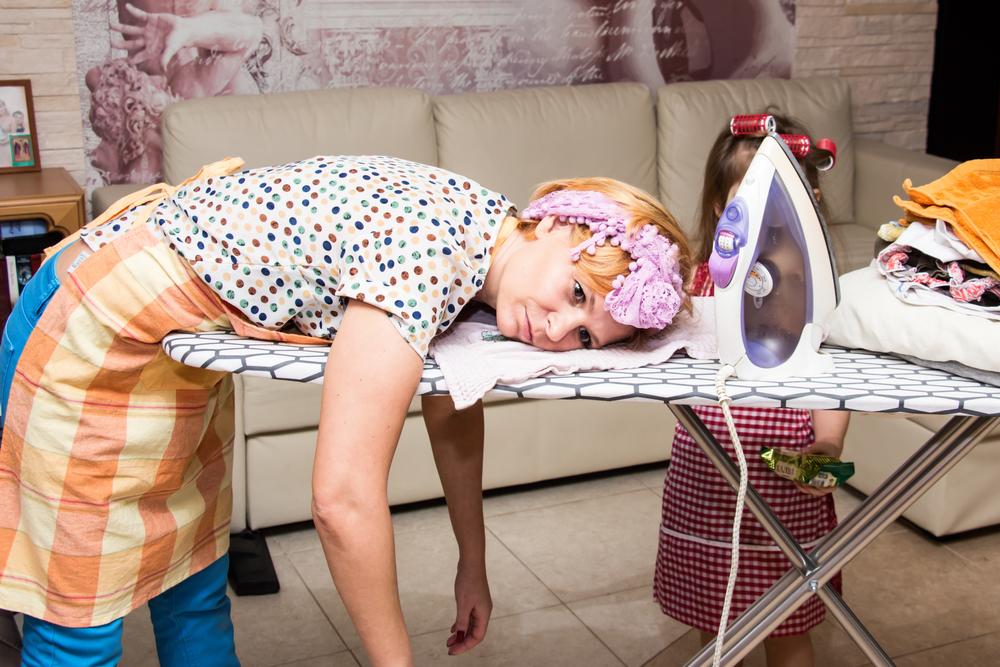 Домохозяйка – это унизительно, если муж жлоб