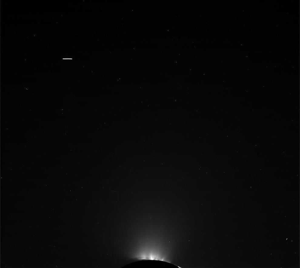 1018 Система Сатурна