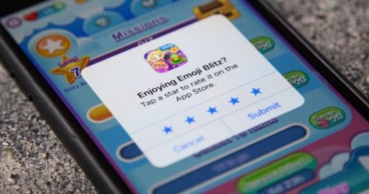 Как запретить приложениям запрашивать оценку на iPhone и iPad