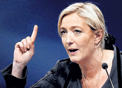 Францию погубят толерасты !