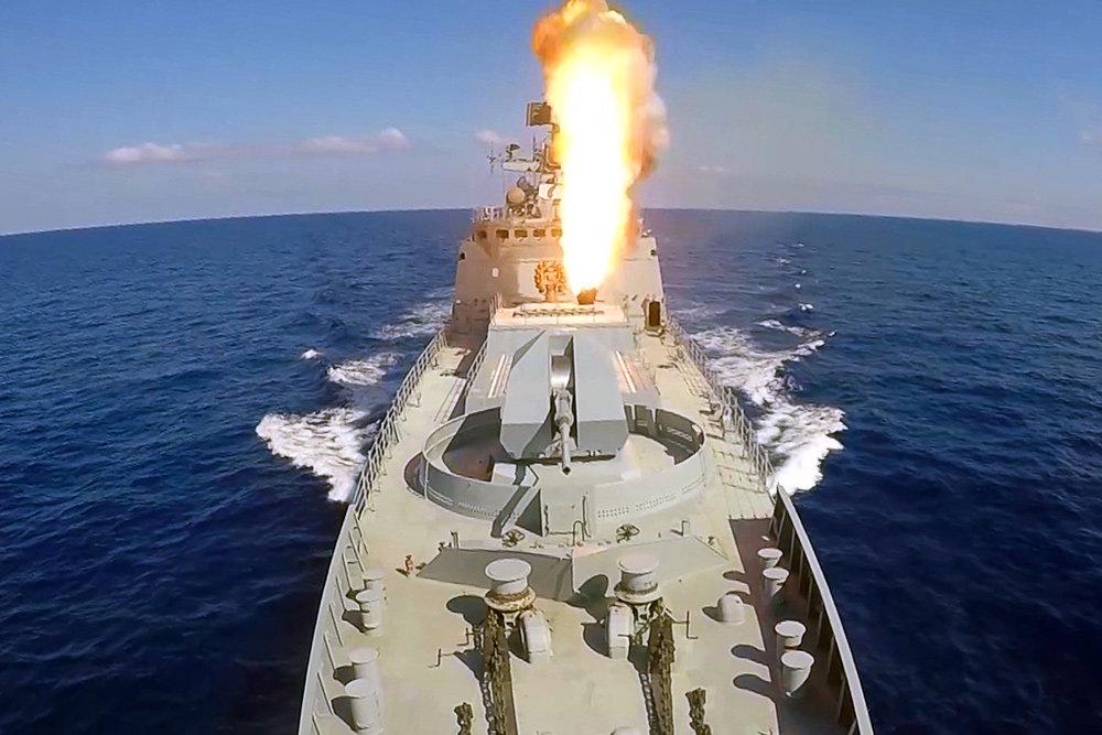 Индия купит у России четыре эсминца типа Talwar