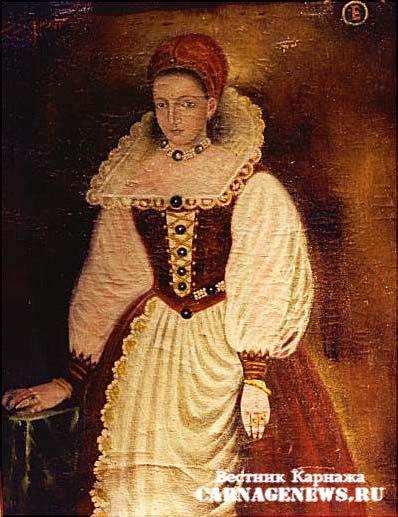 Эржебет Батори. Кровавая графиня Карпат.