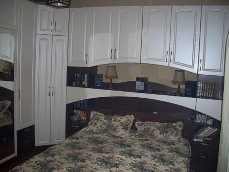 Дизайн интерьера спальни со шкафом - 31 идея