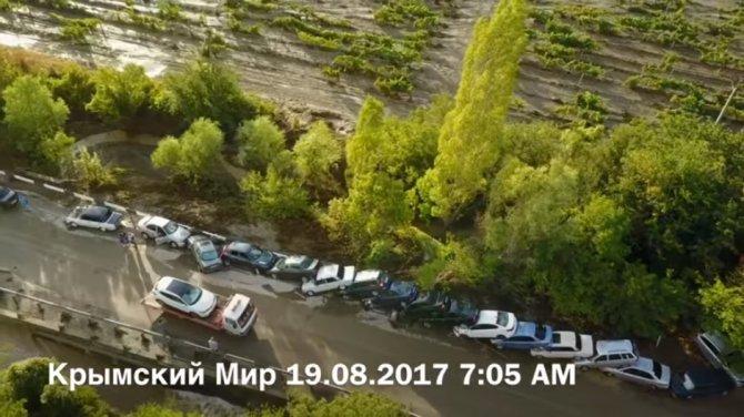 Спасатели эвакуировали людей…
