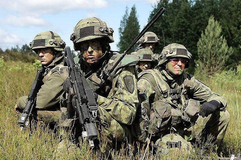 Объединенный штаб НВС Латвии анонсировал масштабные учения сил НАТО