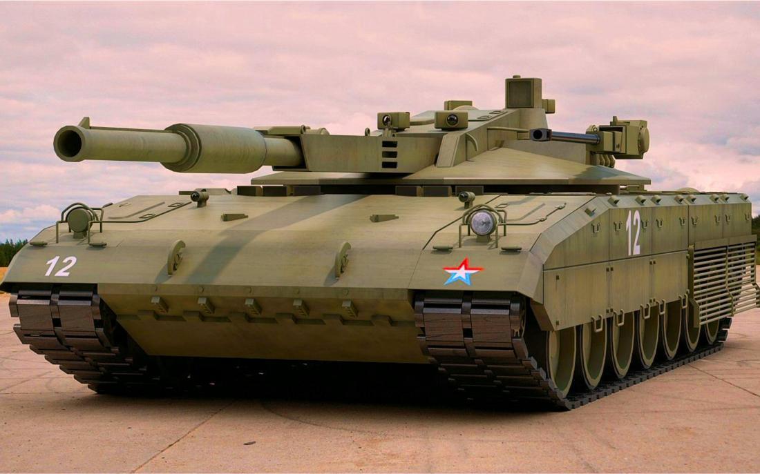 Наши танки: от Т-34 до Т-14 «Армата»