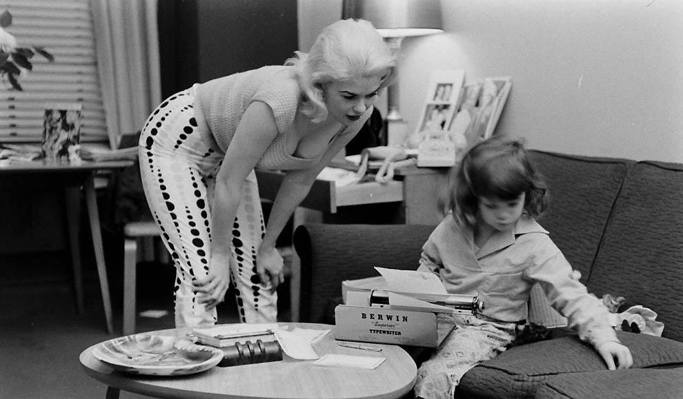 70 Иконы Голливуда: Джейн Мэнсфилд