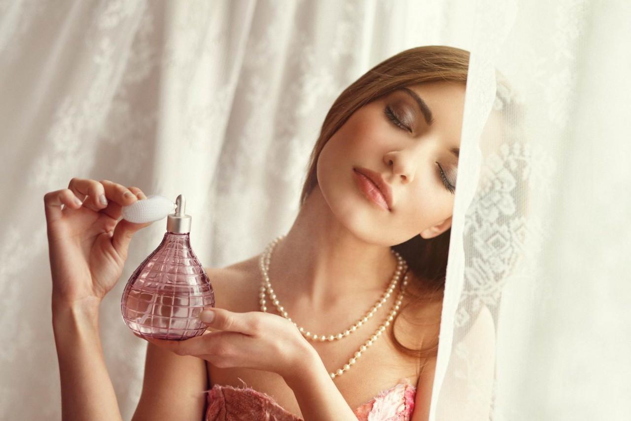 Правила использования парфюма