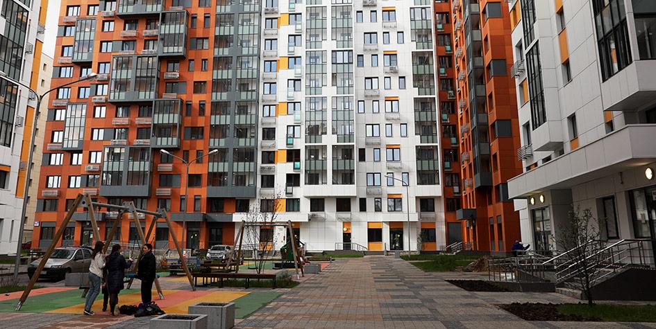 Основой для квартальной застройки Москвы станут урбан-блоки