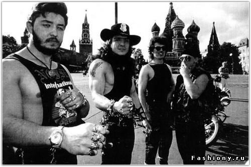 Советская мода в 70-80-х годах