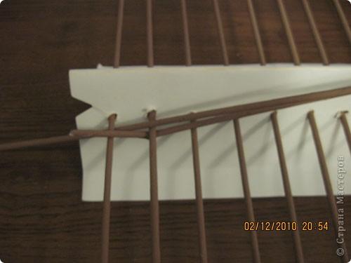 Мастер-класс,  Плетение, : Плетение квадратной (прямоугольной ) коробки Бумага газетная . Фото 2