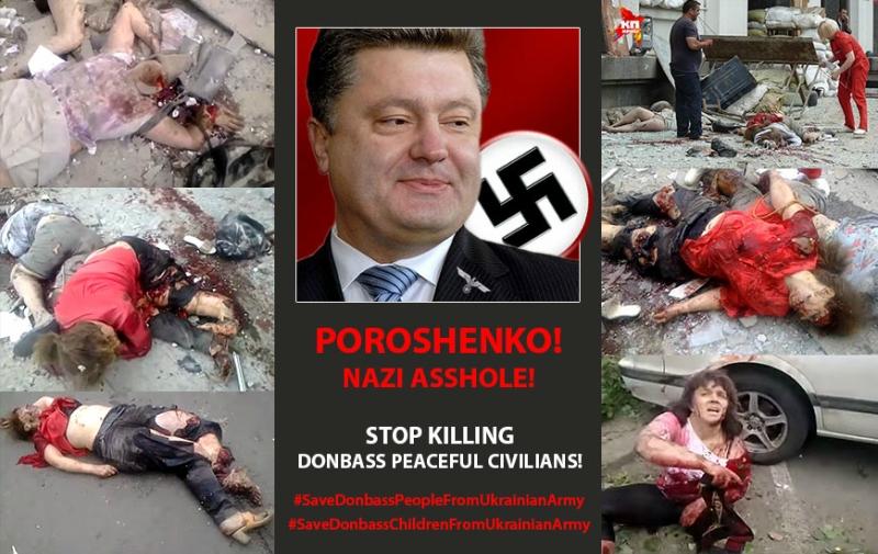 Картинки по запросу Геноцид украинских нацистов против украинцев на Донбассе