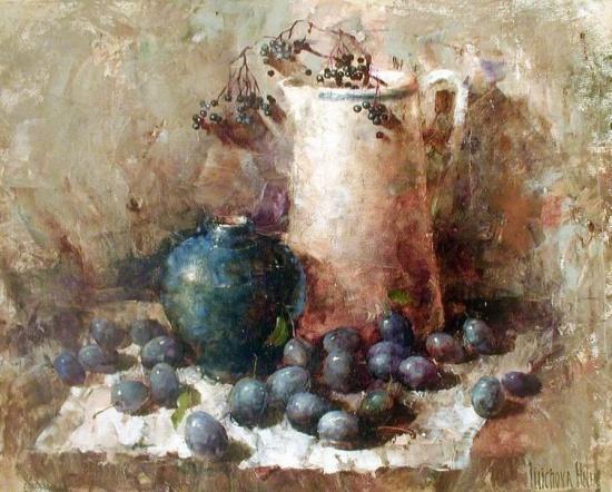 художник Елена Ильичева картины – 36