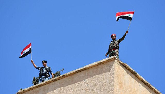 Новости Сирии. Сегодня 17 мая 2018