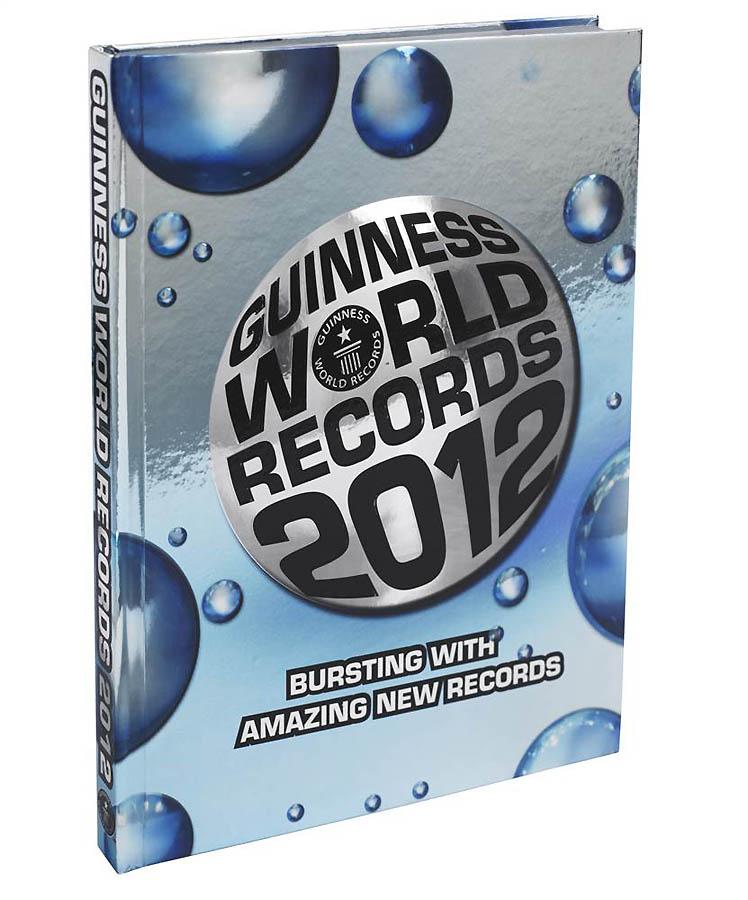 4812 Книга Рекордов Гиннеса за 2012 год