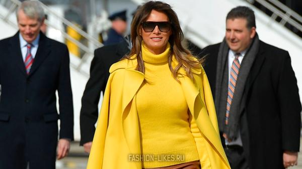 Тренд осени: солнечно-желтый — идеальный цвет для любой погоды