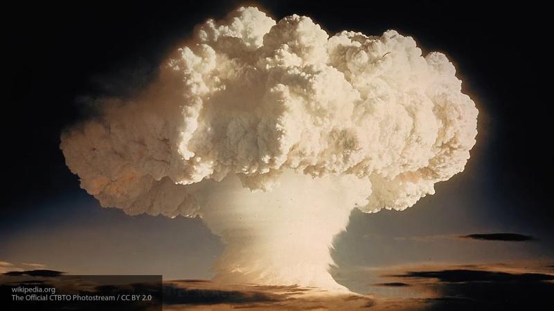 Одна из ядерных держав может…