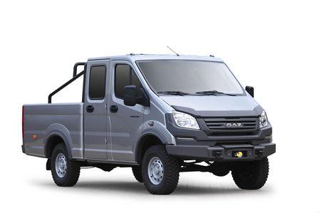 ГАЗ представил новые образцы внедорожников на базе Соболя 4х4