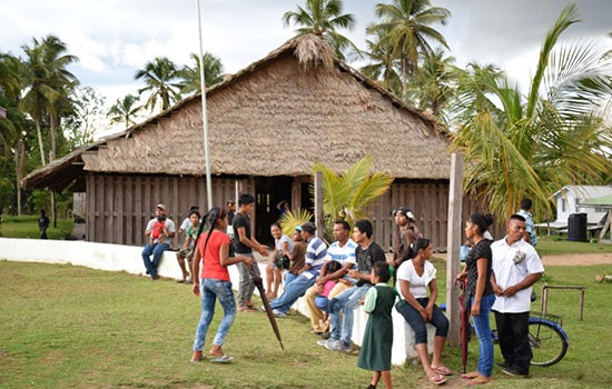 Правительство Гайаны по тури…