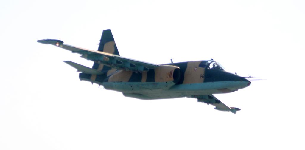 Ремонт и модернизация штурмовиков Су-25 ДРК в Барановичах