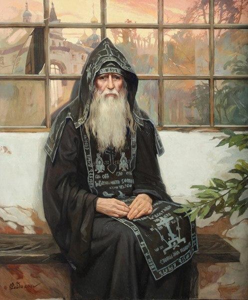 """Созвездие """" Монах Симеон Афонский"""