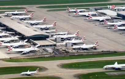 Компьютерный сбой парализовал работу двух крупнейших аэропортов Британии
