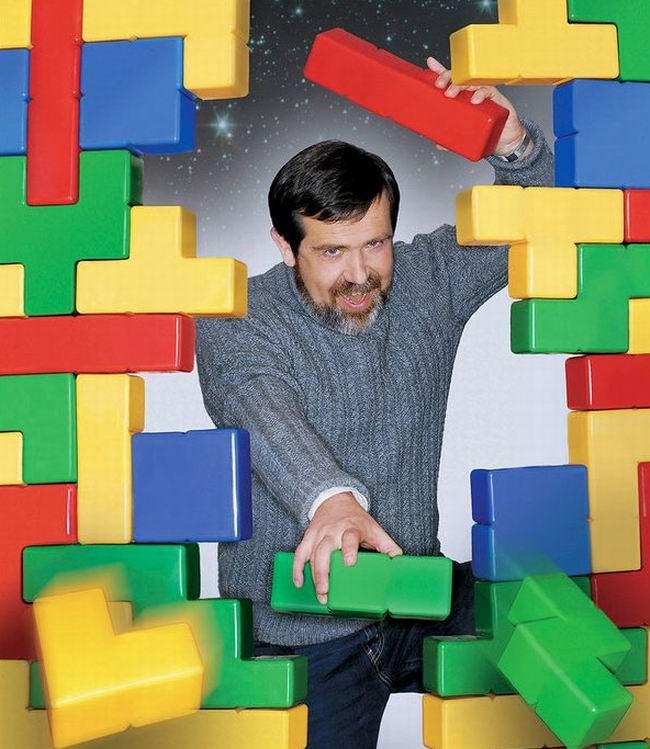 Алексей Пажитнов - отец тетриса