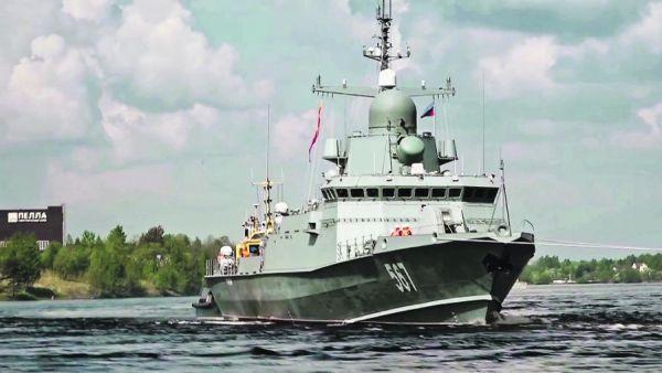 «Каракурты» на Балтике: cеверо-западные рубежи защитят ракетные корабли