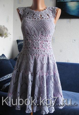 Платье от Нелли Виткаловой