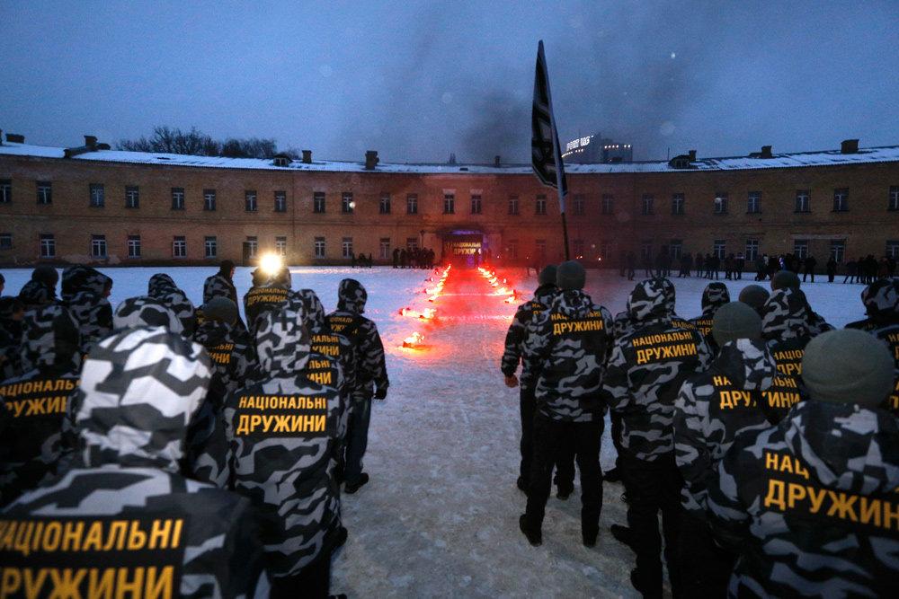 В Израиле предупредили, что Украина идет к нацистскому перевороту
