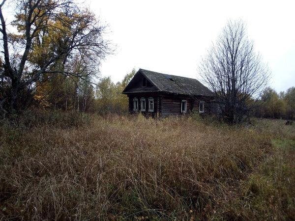 Почему много русских деревен…