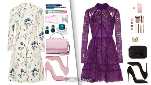 Как носить платье летом: 6 элегантных и женственных образов