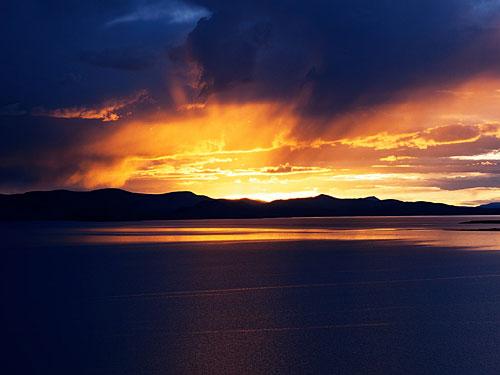 Красота раскаленного неба (13 фото)