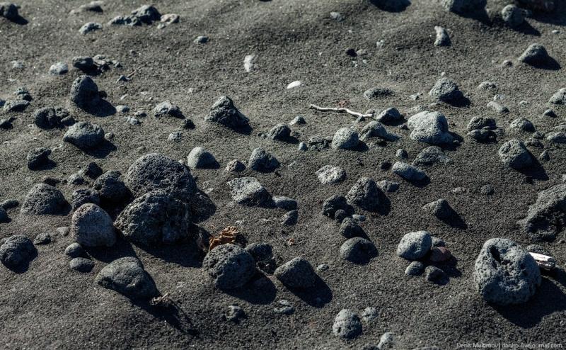 Жизнь у подножия вулканов