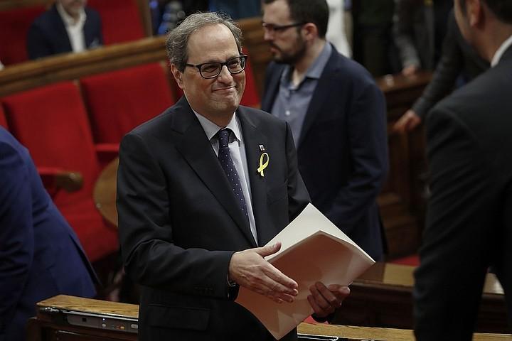 Правительство Каталонии отказалось от протокольных отношений с испанской короной