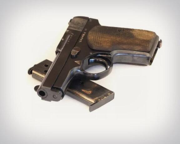 Первое компактное советское оружие: пистолет Коровина (ТК)