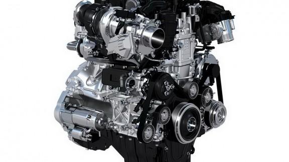 Jaguar Land Rover переходит на моторы нового поколения