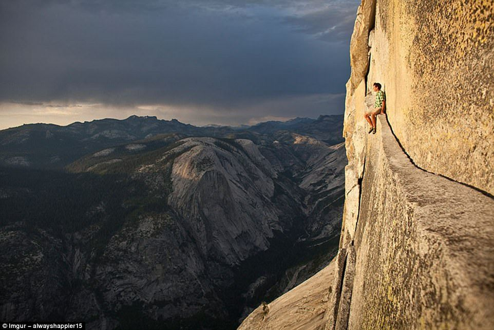 Безумный отдых от рисковых экстремалов