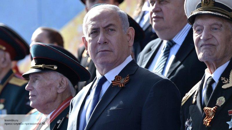 Израиль поставил себе поднож…