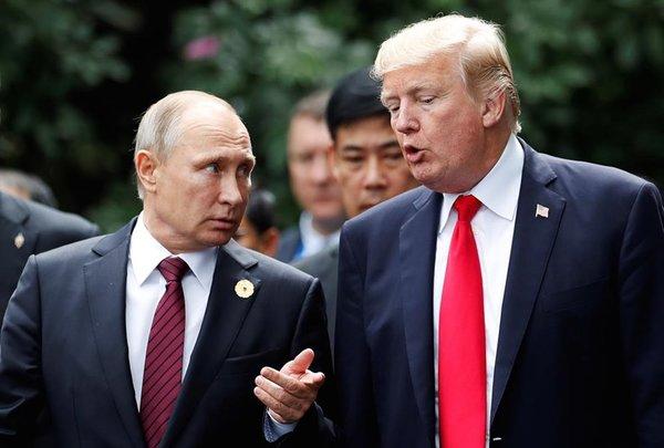 Трамп объяснил, почему Россия должна вернуться в G7